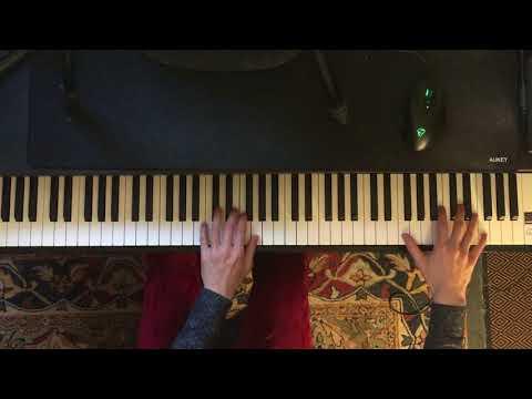 MAHAVISHNU ORCHESTRA/JOHN MCLAUGHLIN - Power Of Love [piano cover]