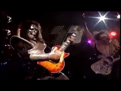 Kiss Rock And Roll All Nite 1996  MTV Awards