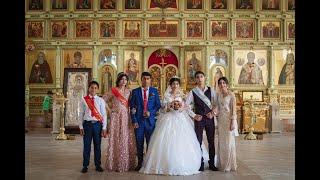 Цыганская Свадьба Вани и Моны 2020часть 2