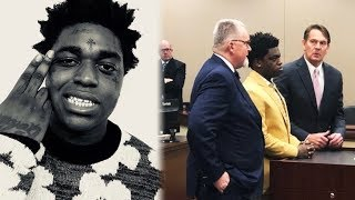 Kodak Black Faces 30 Years In Prison