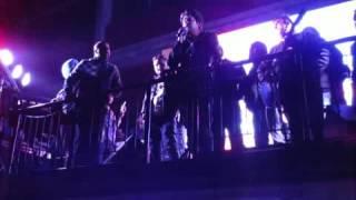 Bollywood popular singer Ankit Tiwari performs at Shosha in Chandigarh