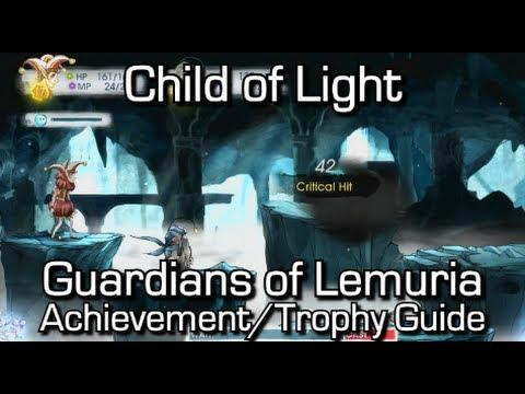 Child of Light - Erfolge Trophäen Leitfaden mit Roadmap ...