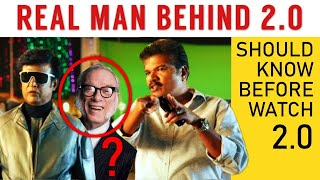 Should know before watch 2.0 | Real man behind 2.0 | Raajali | Isaac Asimov | Madhan Karky | Mr.GK