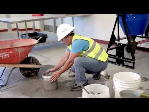 ASTM C138 - ACI Density, Yield, and Air Content of Concrete | SI Certs