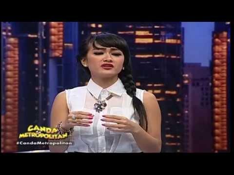 Cuma Di Canda Metropolitan MNCTV Julia Perez Curhat Sampai Nangis - 7 Oktober 2014