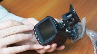 Комбо устройство SUPRA DRS-GD65V. Видеорегистратор и радар-детектор с GPS.