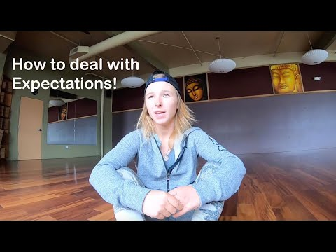 ST Vlog 42 How To Deal With Expectations