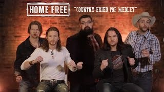 Home Free - Country Fried Pop Medley (17 Artists, 15 Songs, 1 Amazing Mashup)