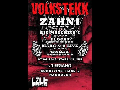 VolksteKK Hannover Zahni / Big Maschines
