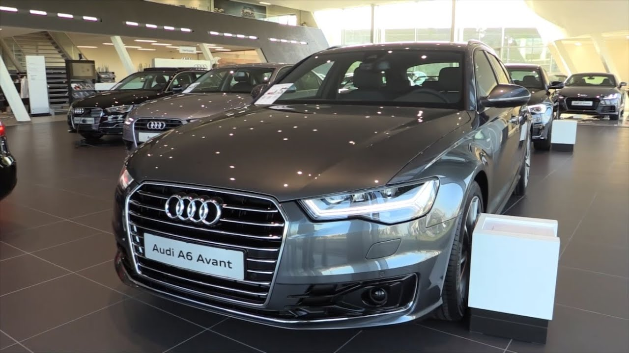 Audi a6 avant 2016 in depth review interior exterior youtube for Lunghezza audi a6 avant 2016