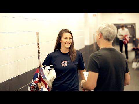 Journée Média des Canadiennes de Montréal! / Montreal Les Canadiennes Hockey Media Day!