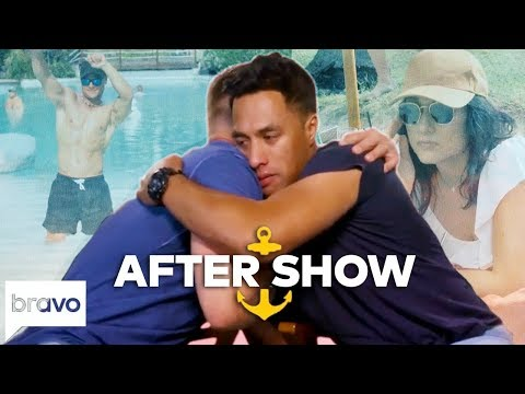 Below Deck' Recap: Laura Clashes with Kate - Ashton Goes