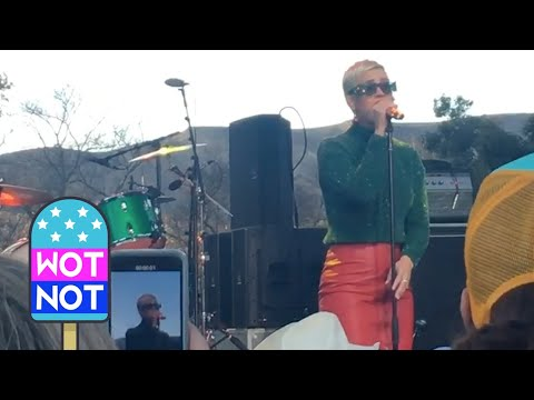 Katy Perry Performs for Victims of Wolsey Fire Mp3