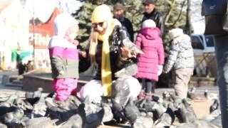 Санаторий Карпаты в Трускавце - декабрь 2013(Мы приехали в Санаторий Карпаты, Трускавец, первые впечатления- короткий фильм первая серия., 2013-12-05T20:55:41.000Z)