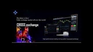 Cross Exchange~最新情報・新トークン追加情報~