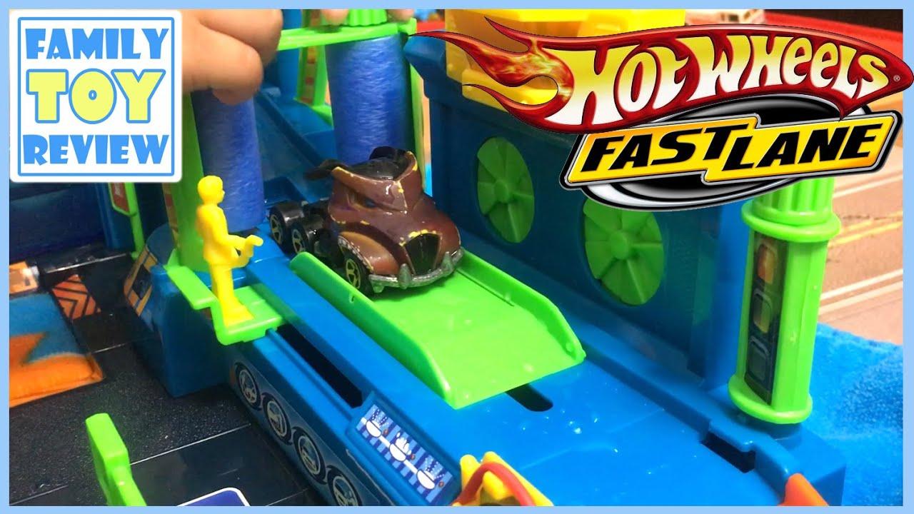 Disney Cars Car Wash Toy