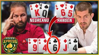 TOP 5 MIND-BLOWING POKER HERO CALLS!