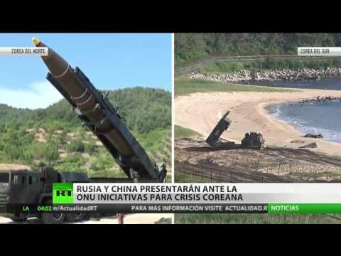 Reacción internacional tras la prueba del misil norcoreano