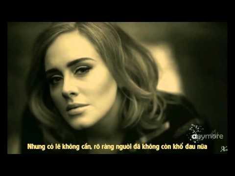 Hello   Adele │  Vietsub + Lyrics kara