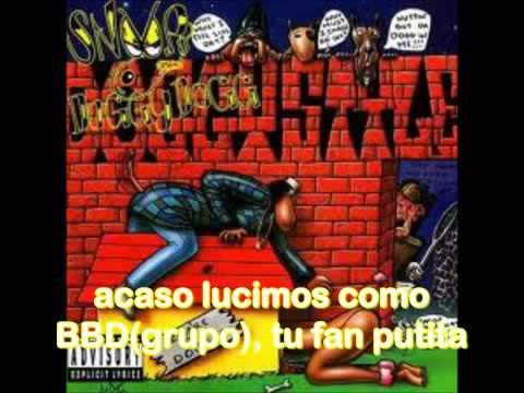 Snoop Dogg - Ain't No Fun feat Nate Dogg, Warren G, Kurupt - Subtitulado