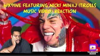 6ix9ine featuring nicki minaj (trolls ...