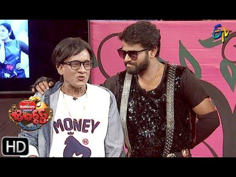 Hyper Aadi, Raising Raju Performance   Jabardasth    7th March 2019   ETV Telugu
