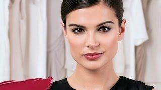 Деловой макияж - видео-урок от Орифлейм: деловой макияж
