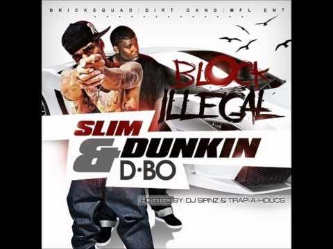 Slim Dunkin & D-Bo - Bout Dem 100s (Ft. YC & Jody Breeze)