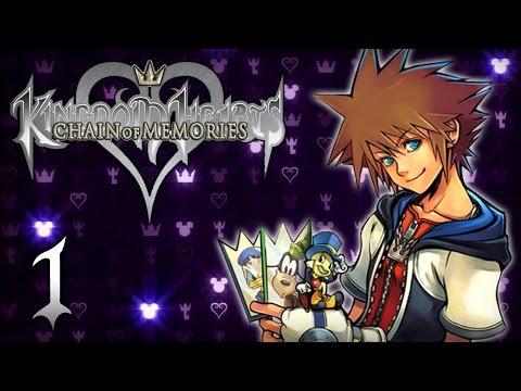 Kingdom Hearts : Chain of Memories | Episode 1