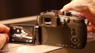 Lumix GH5 de Panasonic - Présentation et prise en main
