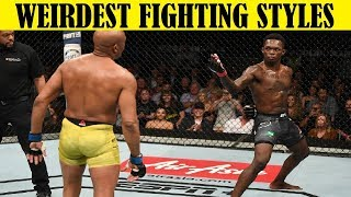 Top 10 Most Unique & Exciting Fighting Styles