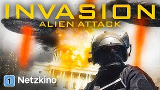Invasion - Alien Attack (Sci-Fi, Action, ganzer Film auf Deutsch, komplette Filme anschauen)