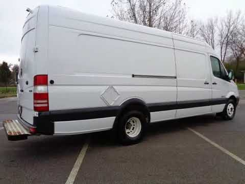 2008 Dodge Sprinter 3500 Crd Sel Dually 170 Extra Long Extended One Owner Akron Ohio