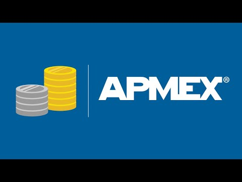 Sell Gold & Silver to www.APMEX.com