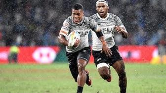 2020 Sydney 7s Men's final: Fiji vs South Africa