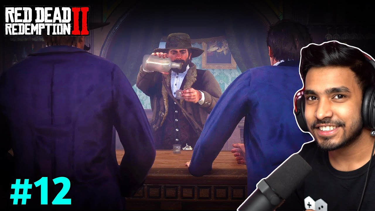 Download SELLING WINES GONE WRONG   REDEMPTION 2 GAMEPLAY #12   @OMEN India