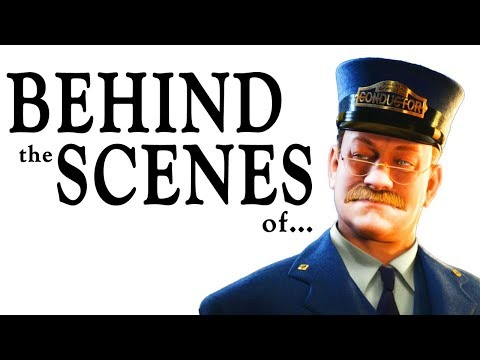 Polar Express Behind The Scenes - 10 Facts