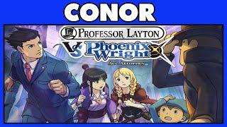 Dollargame | Professor Layton Vs. Phoenix Wright: Ace Attorney