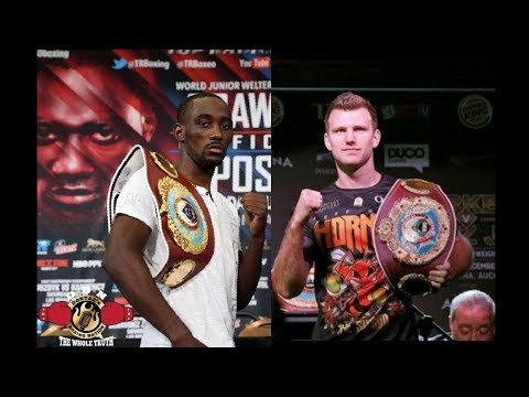 (BREAKING NEWS) JEFF HORN AGREES TO FIGHT TERENCE CRAWFORD FOR WBO TITLE