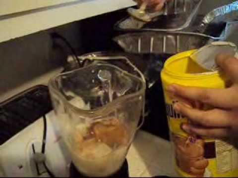 Super Stuffed - how to make a milkshake