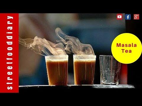 Indian roadside Tea | best masala tea in Pune Budhvar Peth | Street food diary