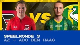 EDIVISIE | Speelronde 3: AZ - ADO Den Haag