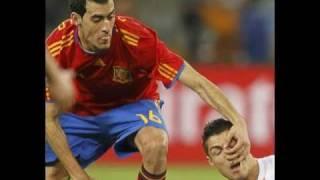 Футбол излучение на сборную испании прикол