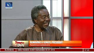 NASS Resumption Delay: Extant Senate President Is Playing A Game Of Po