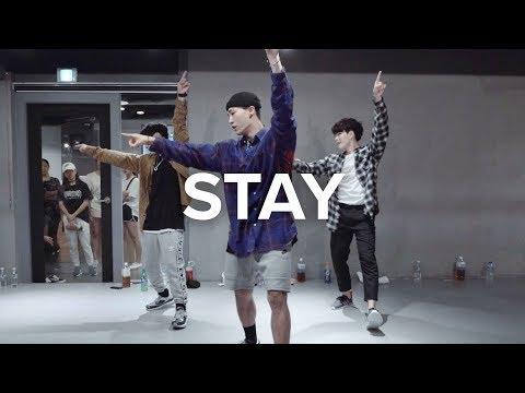 Stay  Zedd, Alessia Cara  Junsun Yoo Choreography