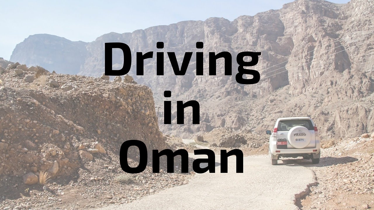 How to plan your ideal Oman Road Trip itinerary (and adventure)!