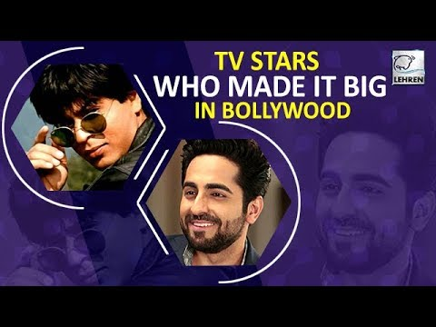 Shah Rukh Khan To Ayushmann Khurrana, Stars Who Made Their Journey From Television To Bollywood Mp3