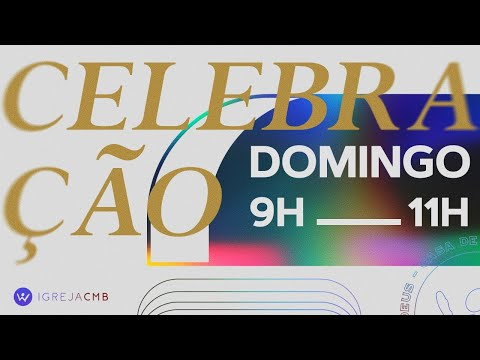 CMB Online - 23/08/2020 - Pr. Jeames Argentato #JuntosPelaCMB