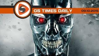 GS Times [DAILY]. «Терминатор», «Человек-Муравей», BattleCry