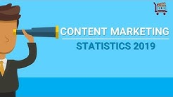 Content Marketing Statistics 2019